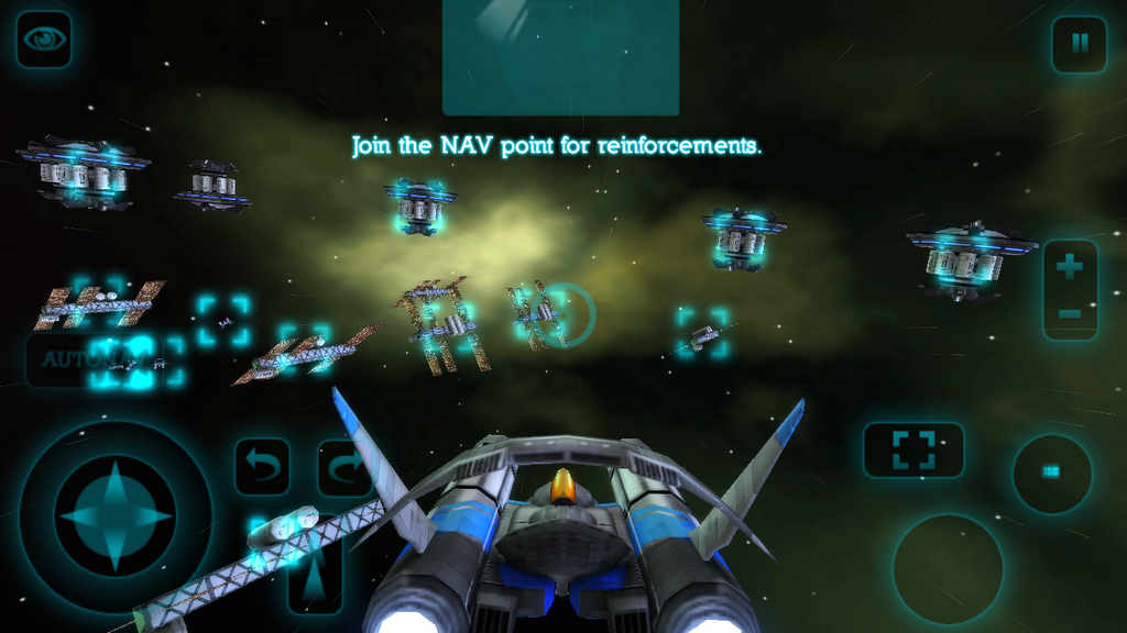 No Gravity - Space Combat Adventure Apk