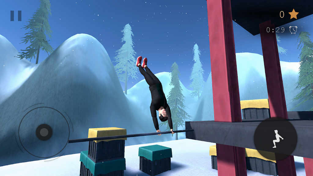 Parkour Flight 2 Apk