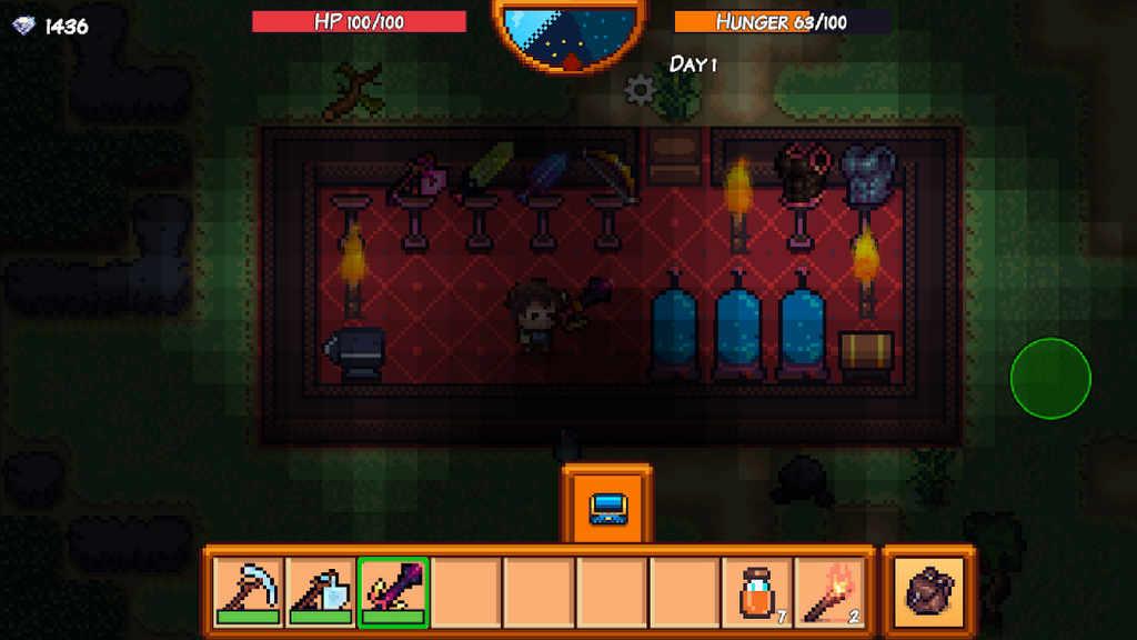 Pixel Survival Game 3 Mod Apk