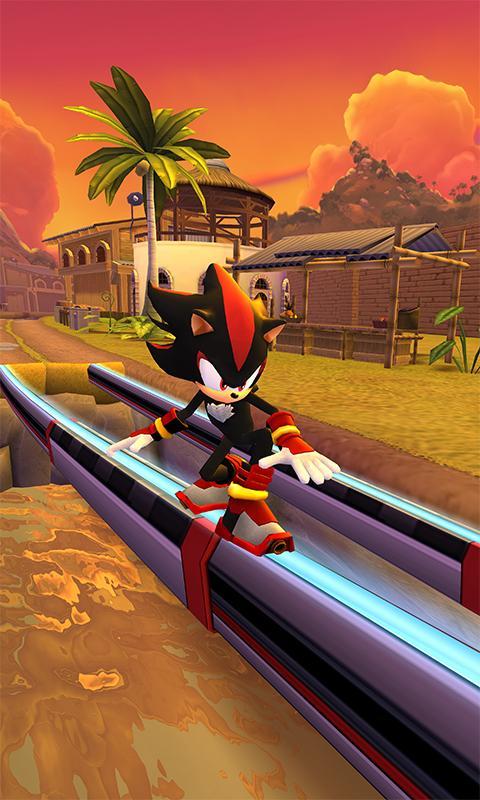 Sonic Dash 2 Mod Apk