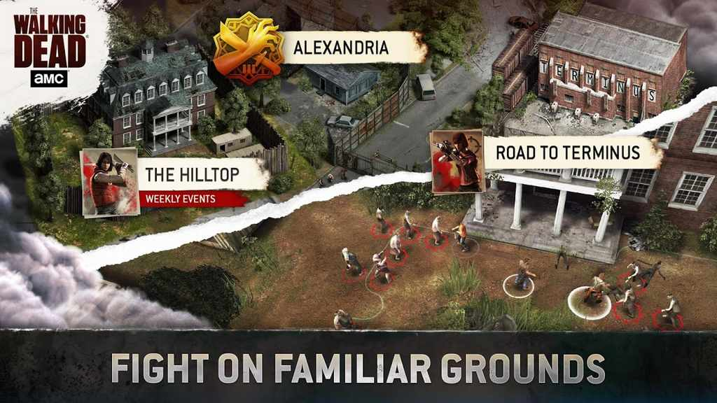 The Walking Dead No Man's Land Mod Apk