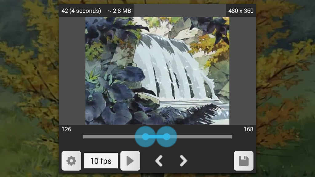 Video to Gif Mod Apk