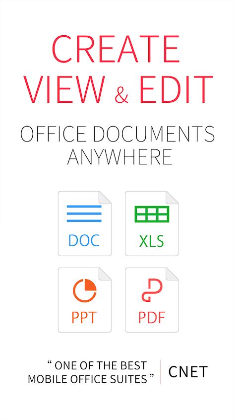 WPS Office - Word, Docs, PDF, Note, Slide & Sheet Apk