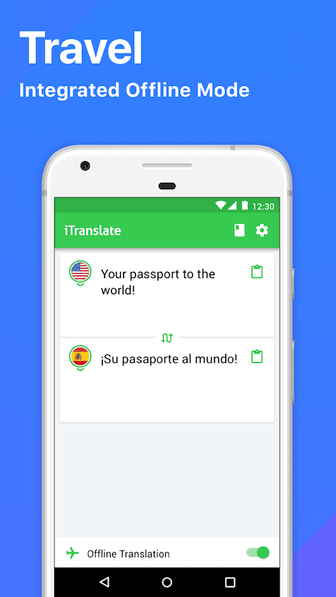 iTranslate Translator & Dictionary Apk
