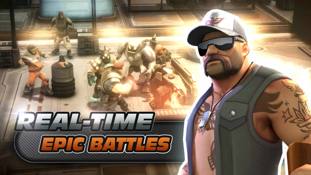 Alpha Squad 5: RPG & PvP Online Battle Arena Mod Apk