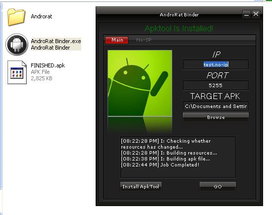 AndroRat Apk Download