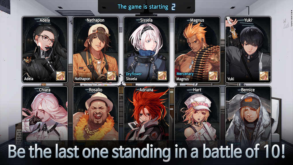 Black Survival Apk