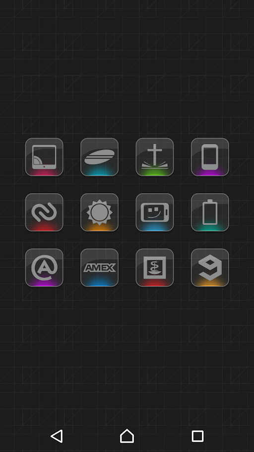 Color Gloss Icon Pack Apk