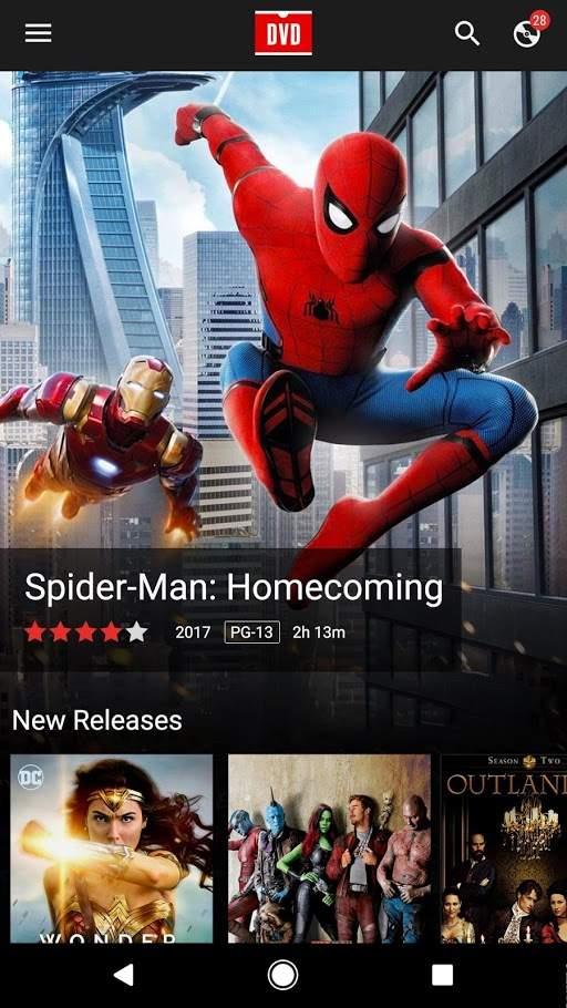 DVD Netflix Apk