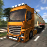 Euro Truck Evolution Mod Apk + Obb v2.0.0 Latest