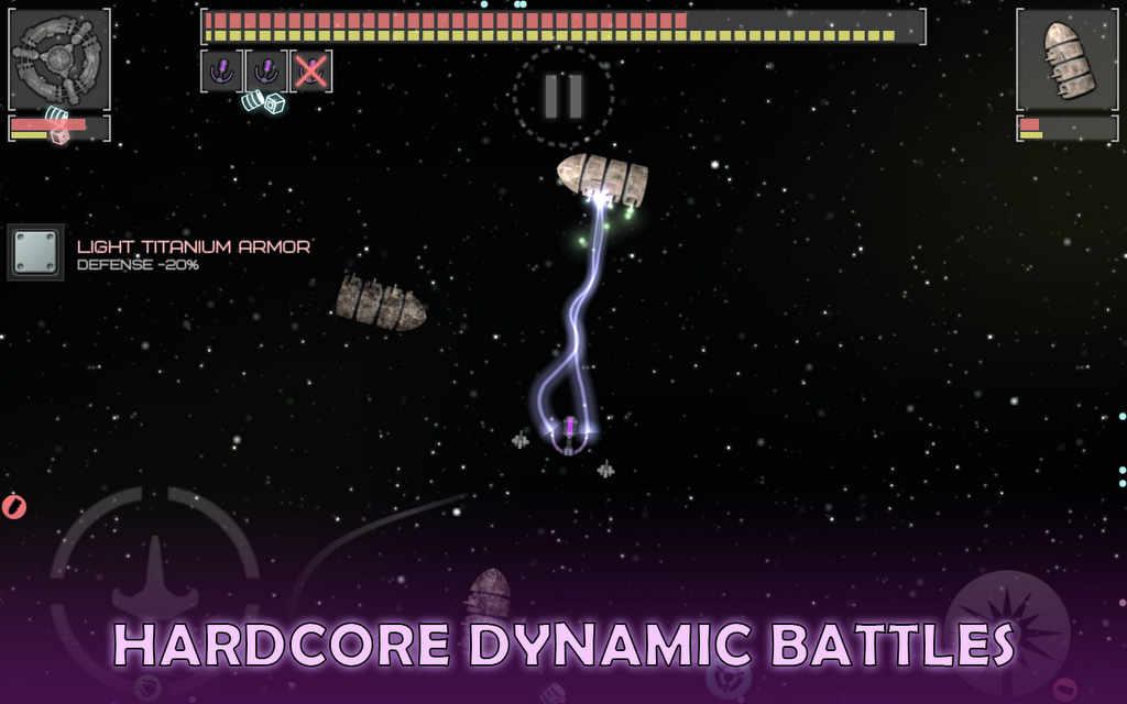 Event Horizon - Frontier Mod Apk