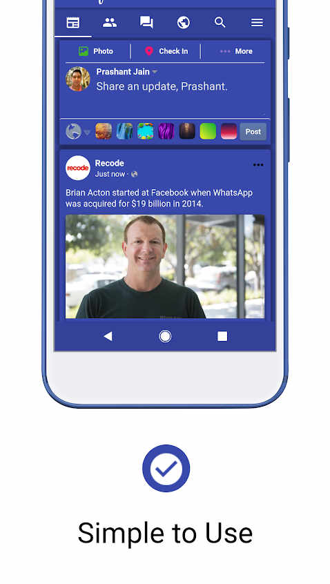 Fella for Facebook Apk