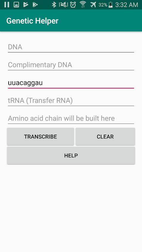 Genetic Helper Apk