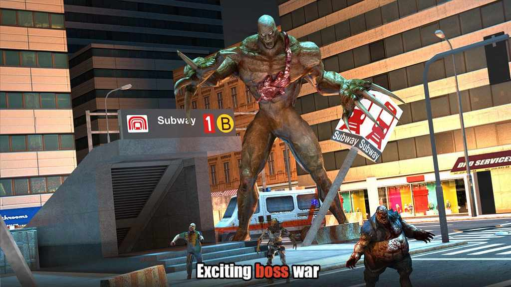 Hopeless Raider-Zombie Shooting Games Mod Apk