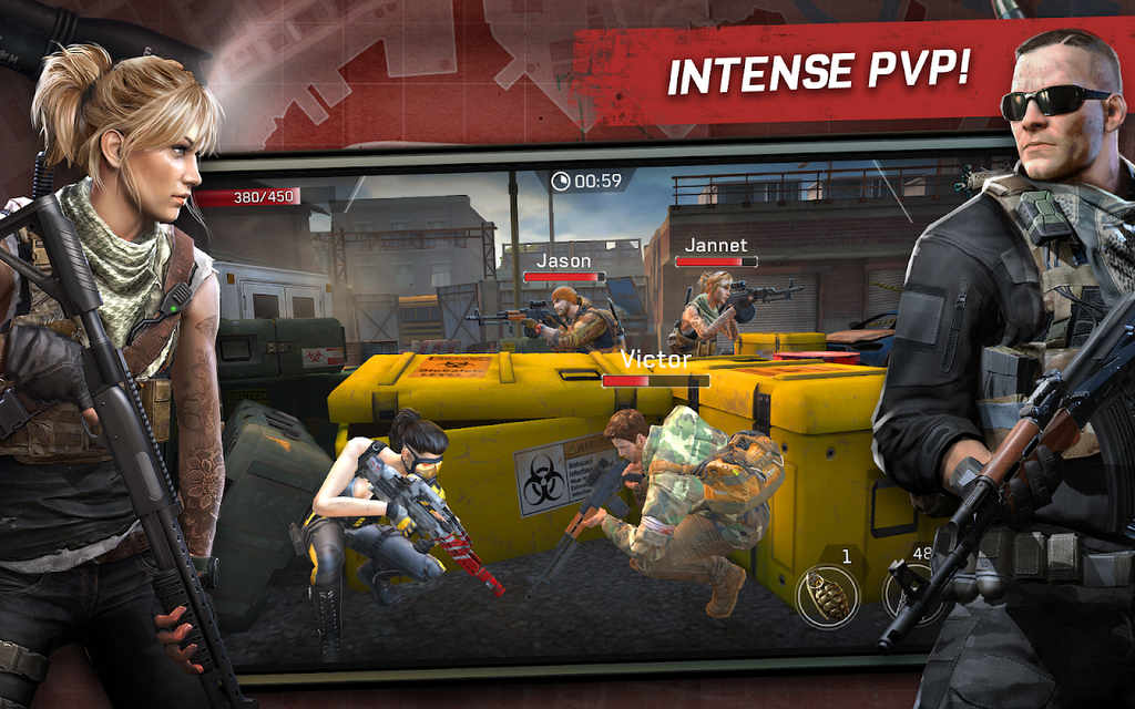 Left to Survive: PvP Zombie Shooter Mod Apk