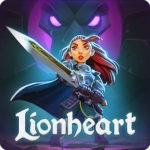 Lionheart: Dark Moon RPG Mod Apk v1.2.2 Download