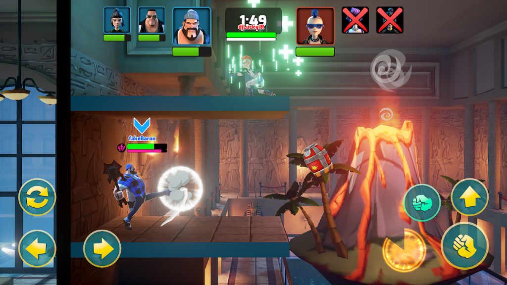 Mayhem Combat - Fighting Game Mod Apk