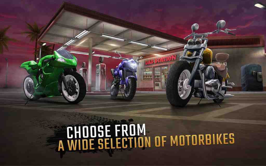 Moto Rider GO Highway Traffic Mod Apk