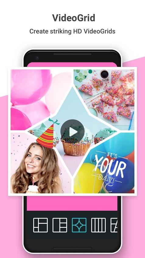 PhotoGrid Collage Maker Premium Apk
