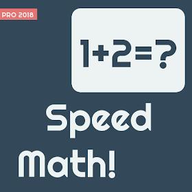Speed Math 2018 - Ad free Apk