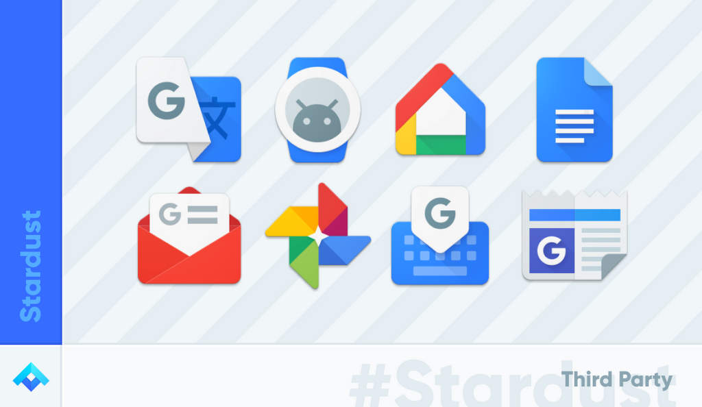Stardust - Icon Pack Apk