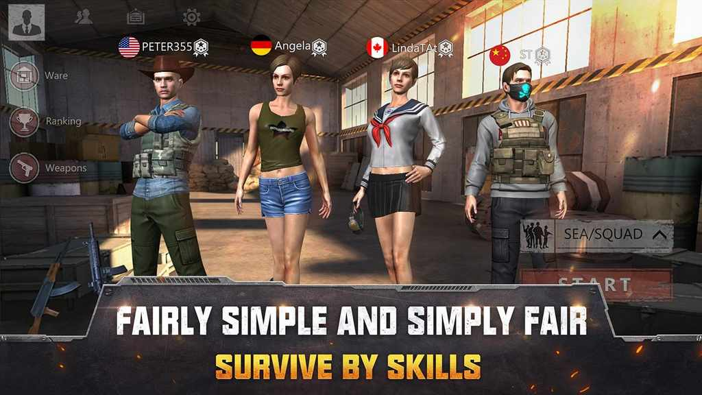 Survival Squad Apk