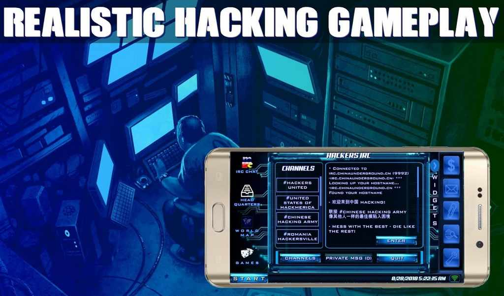 The Lonely Hacker Apk