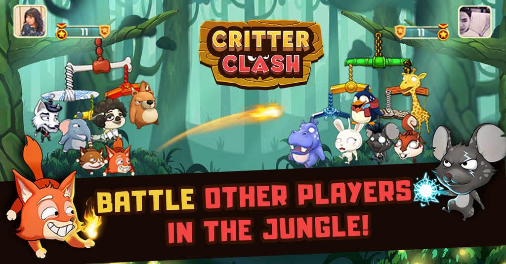 Critter Clash Apk