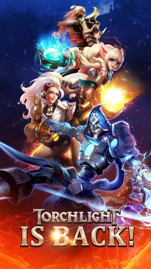 Guardians: A Torchlight Game Apk