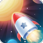 Idle Rocket - Aircraft Evolution & Space Battle Apk v1.0.7