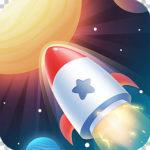 Idle Rocket - Aircraft Evolution & Space Battle Apk v1.0.7