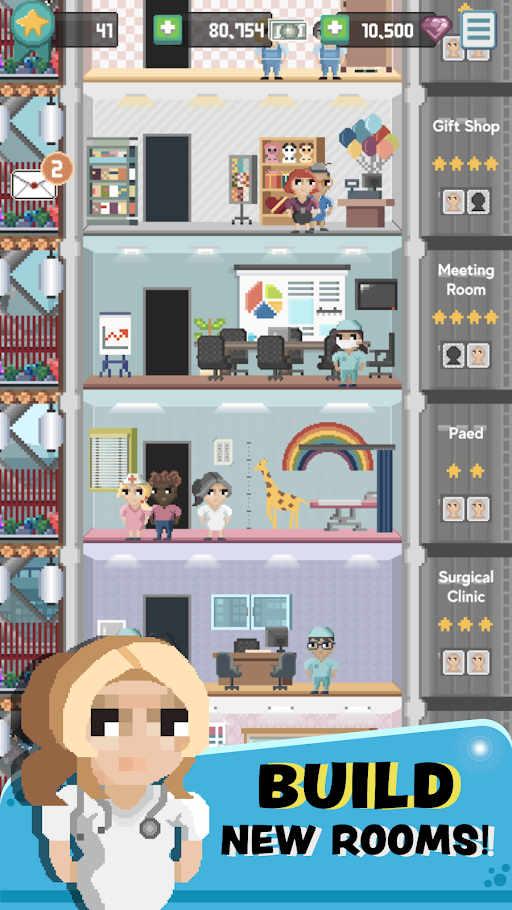 Mini Hospital Mod Apk