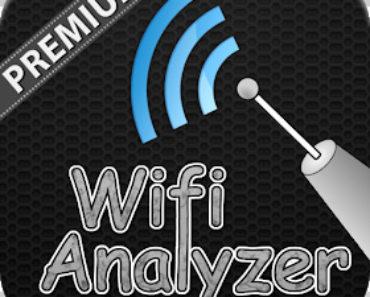 WiFi Analyzer Premium Apk