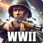 World War Heroes: WW2 Shooter Mod Apk v1.20.1 b100343 Obb