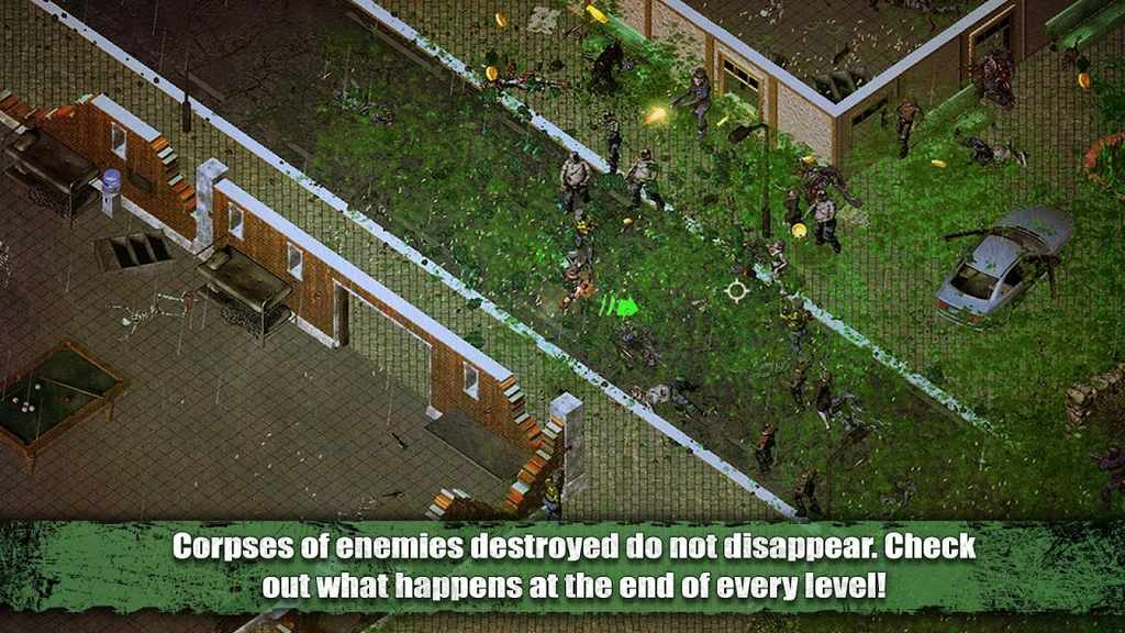 Zombie Shooter - Survive the undead outbreak Mod