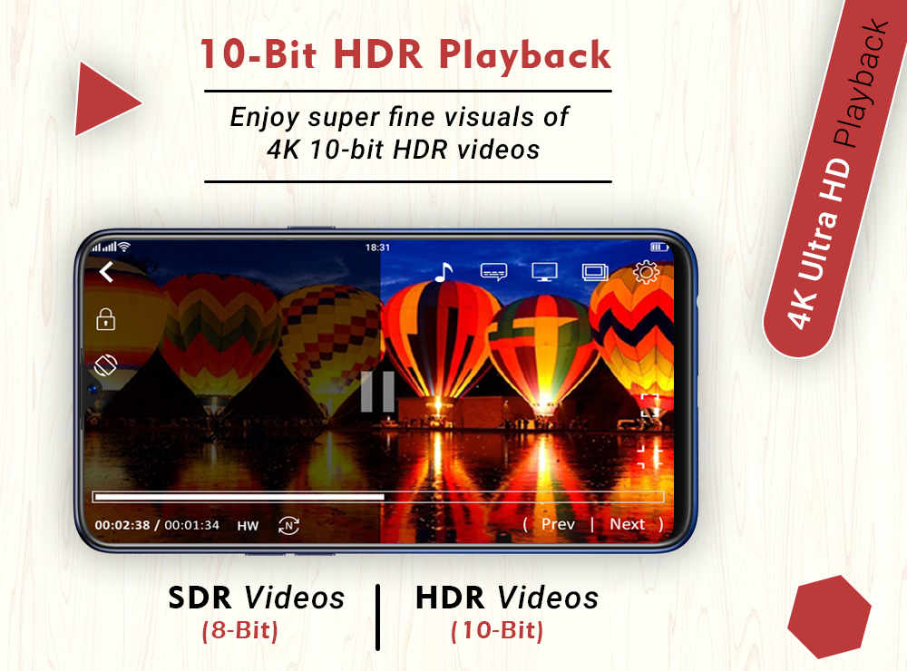 CnX Player – 4K Video Player Apk