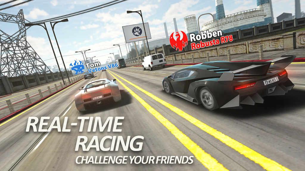 Racing Traffic Tour - multiplayer car racing Apk
