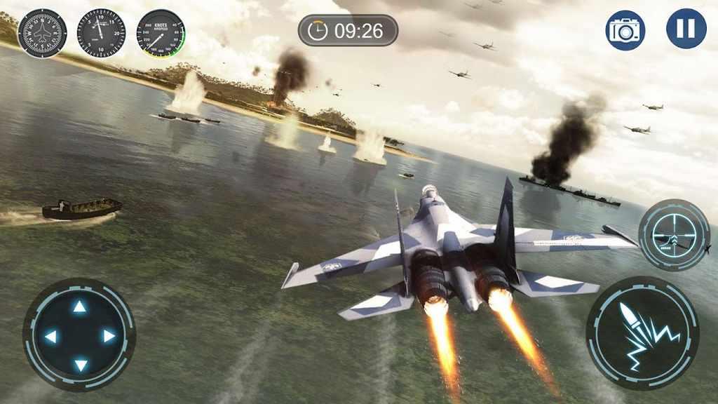Skyward War Mod Apk