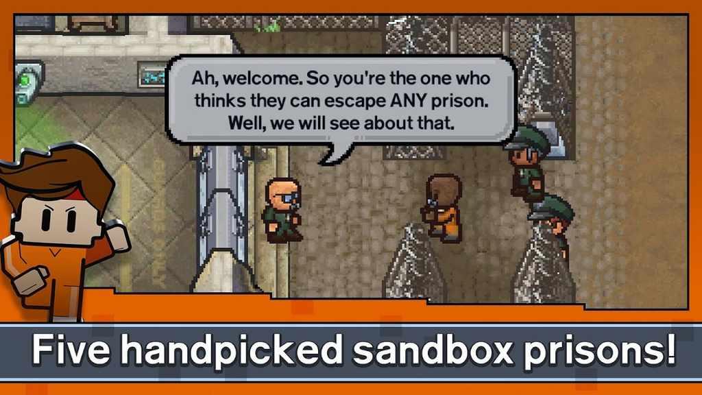 The Escapists 2: Pocket Breakout Mod Apk
