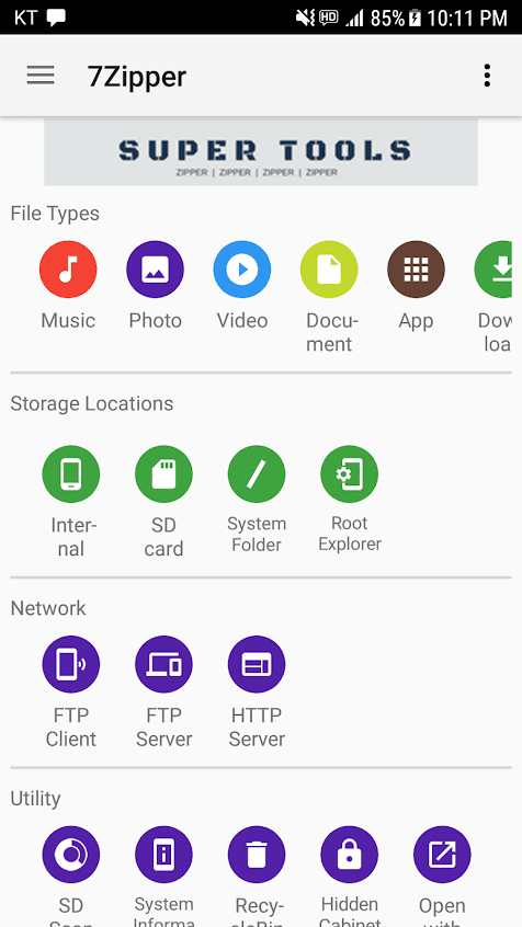 7Zipper - File Explorer Apk