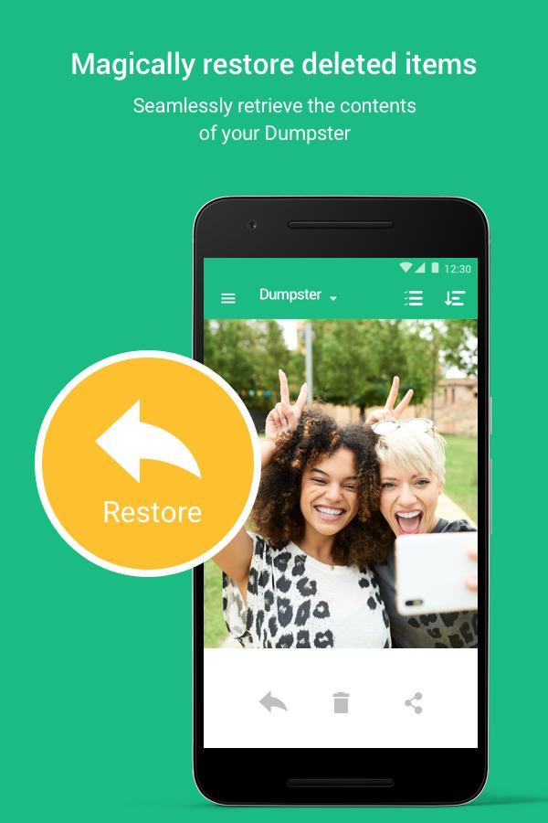 Dumpster Premium Image & Video Restore Apk