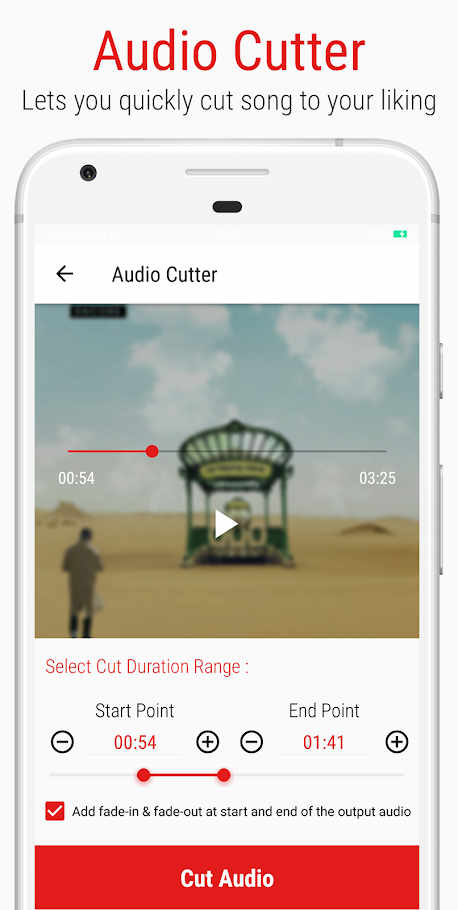 MStudio Mp3 Editor Apk