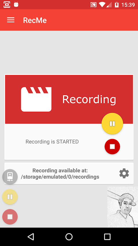RecMe Free Screen Recorder HD Apk