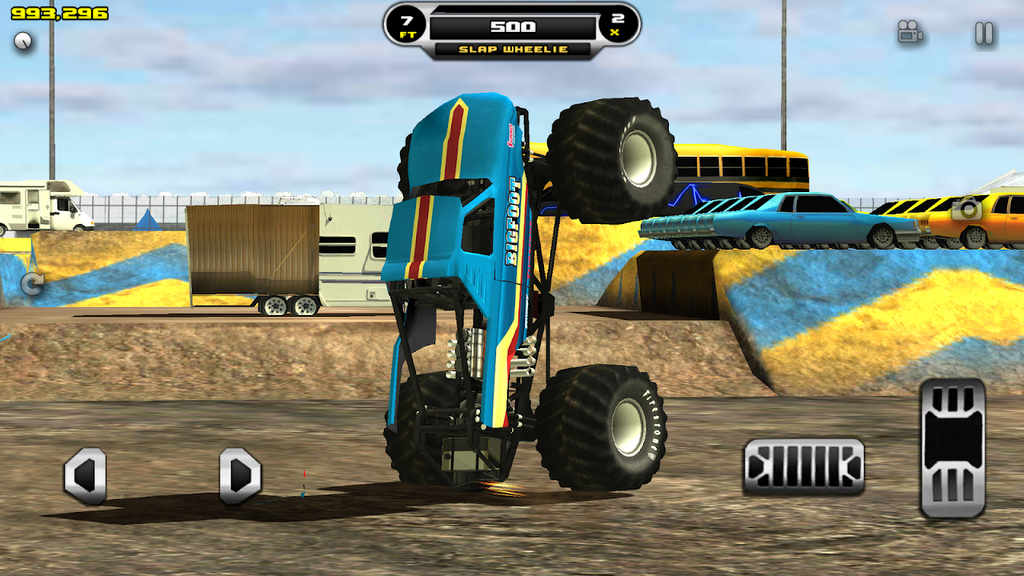 Monster Truck Destruction Mod Apk