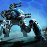 War Robots Modded Apk + Obb v4.8.1 Latest 2019