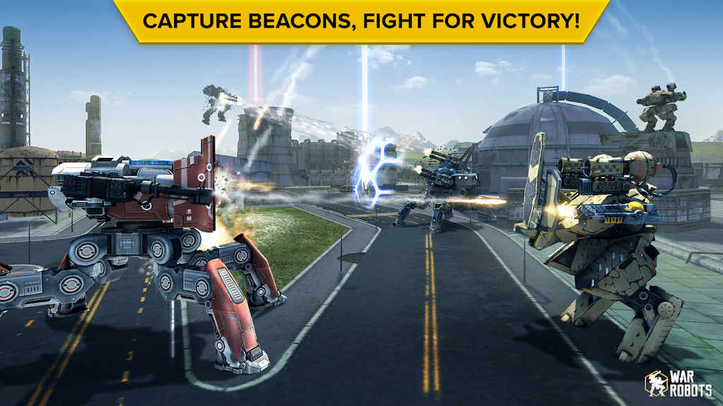 War Robots Modded Apk