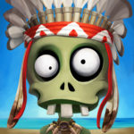 Zombie Castaways Mod Apk Download v4.20.3 Full
