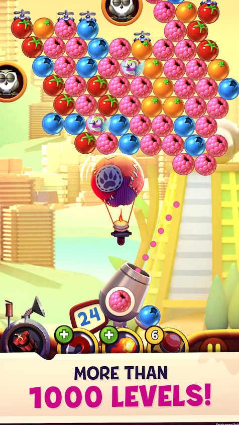 Bubble Island 2 - Pop Shooter & Puzzle Game Mod Apk