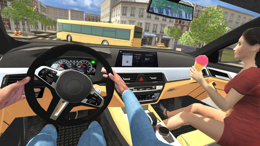 Car Simulator M5 Apk