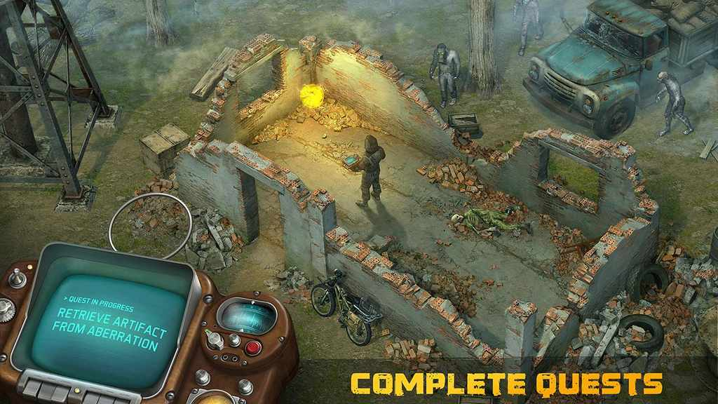 Dawn of Zombies: Survival after the Last War Mod